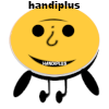Smiley-Emoticon du handicap par Wheelchair Handiplus